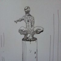 spiderman!!! by BearMamba