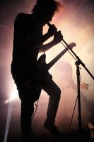 A Place to Bury Strangers:  Toronto I by basseca