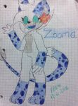 Zooma by FoxyEmLover