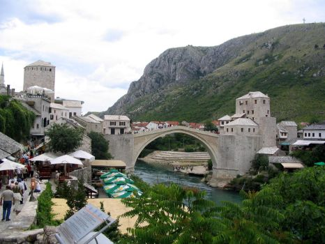 Mostar by faerie-angel
