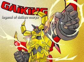 gaiking the smasher by Dandjougar