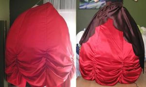WIP - Beatrice skirt by simakai