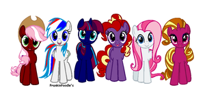 FREE MLP re-color adopts OPEN by FrankinPoodle