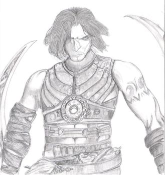 Prince of Persia WW by RAMTAKER