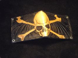 Jolly Roger wallet by ROME-2010