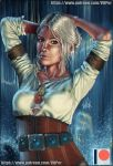 Ciri - The Witcher by ViiPerArt