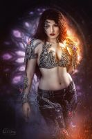 Witchblade by LilifIlane