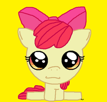 Phail Apple Bloom by Ayleia-The-Kitty
