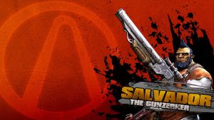Borderlands 2 Wallpaper - Salvador by mentalmars