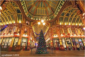 Leadenhall Market. by andy-j-s