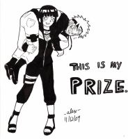 Hinata's prize by shock777