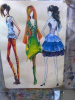 clothes design :) by Bawaria