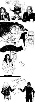 ouat sketches by Patatat