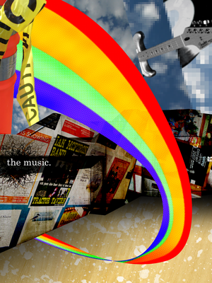the music. by SuperNES