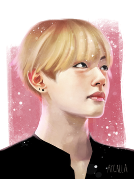 Taehyung4 by Aycalla