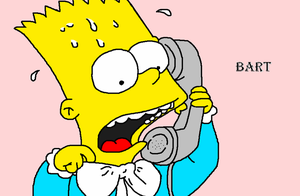 Bart by HeinousFlame