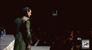 SAY MY NAME!!!! 2 - Loki gif. by rainrivermusic