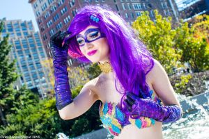 New York Comic Con 2015 - Power Ponies(PS) 07 by VideoGameStupid