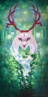 The Amulet of Cernunnos by Sirenophilia