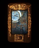 Steampunk iPhone Case by lilibat