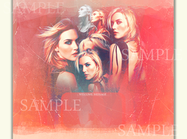 Kate Winslet Layout by tearfulcreations