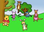 Pooh and Friends by rikstal