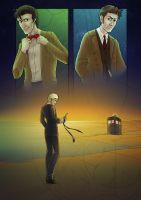 Doctor Who: The Master Factor by Silarcta