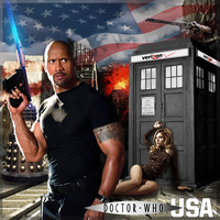 Dr Who Hollywood by PZNS