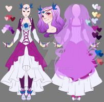 Milky Rose - Grown-up Design by rika-dono