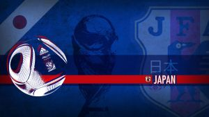Japan WC2010 Wallpaper by Yabbus23
