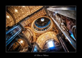 S. Peter IX by calimer00