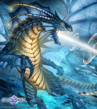 Deep Sea Dragon by John-Stone-Art