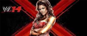 Eve Torres - WWE '14 Custom Banner by cmpunkster