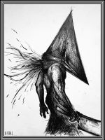 Pyramid Head by structureofvoid