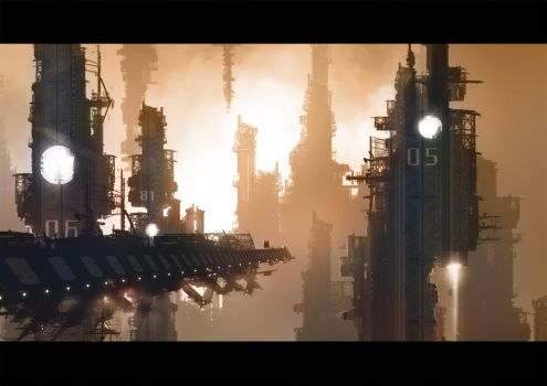 Factories by Skyrion