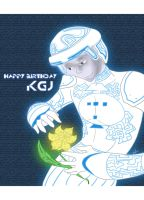 Tron - Happy Birthday CageyJay by liliy
