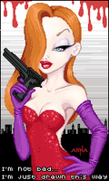 Jessica Rabbit by Icecradle
