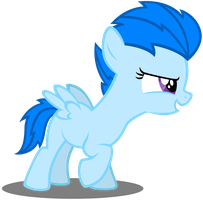 Blue Flame: Try Me by Scourge707