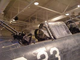 SBD Dauntless Cockpit and Rear Gunner by Jetster1
