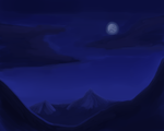 Silence Of The Night - BACKGROUND by Fire-Blast-Scotland