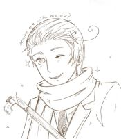 Charming Ivan by HuronGirl