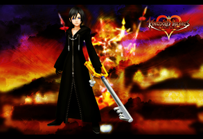 [KH 358/2 days]Xion Wallpaper by yoanribeiro