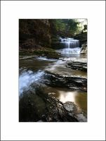 Buttermilk Falls, Ithaca NY by AcousticAlchemy