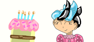 Coolfly's Birthday by princessofvernon