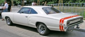 Dodge Superbee 1968-3 by cmdpirxII