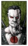 Bloodshot From Valiant comics by mdalton