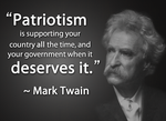 Mark Twain on Patriotism by fourdaysfromnow