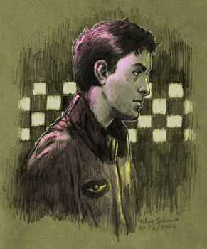 Travis Bickle - Color by sobreiro