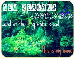 New Zealand is my home by caitisawhovian
