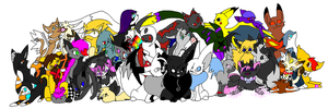 Big Party by YinTheEevee